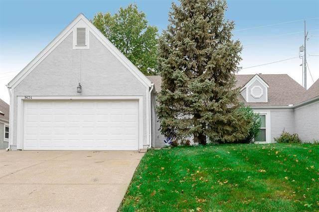 9634 N Locust Drive, Kansas City, MO 64155 (#2249418) :: Team Real Estate
