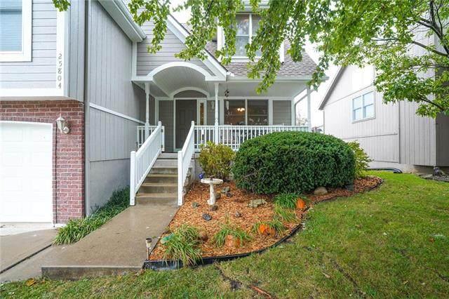 25804 E 30th Terrace, Blue Springs, MO 64015 (#2249434) :: Ron Henderson & Associates