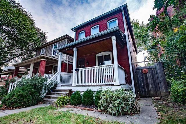 2549 Holmes St Street, Kansas City, MO 64108 (#2249450) :: Team Real Estate