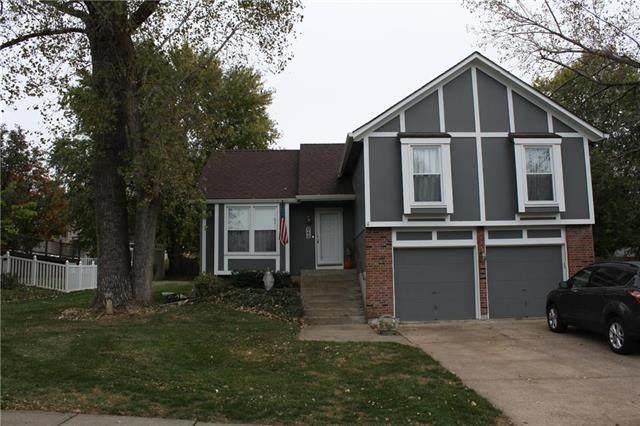 849 S Elk Lane, Bonner Springs, KS 66012 (#2249452) :: Team Real Estate