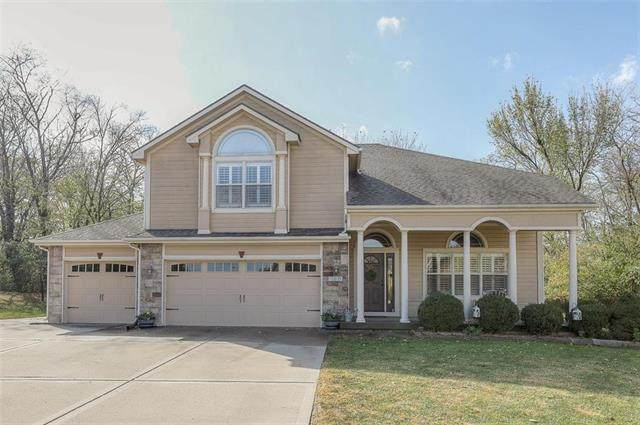 7301 N Conant Avenue, Kansas City, MO 64152 (#2249598) :: House of Couse Group