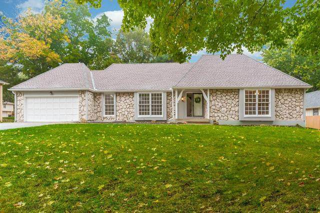 2110 W 120th Street, Leawood, KS 66209 (#2249599) :: Ron Henderson & Associates
