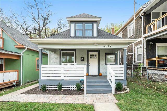 4512 Tracy Avenue, Kansas City, MO 64110 (#2249616) :: Dani Beyer Real Estate