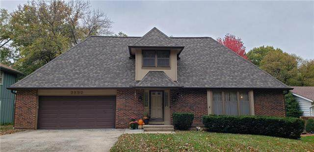 3550 W 47th Place, Roeland Park, KS 66205 (#2249620) :: House of Couse Group