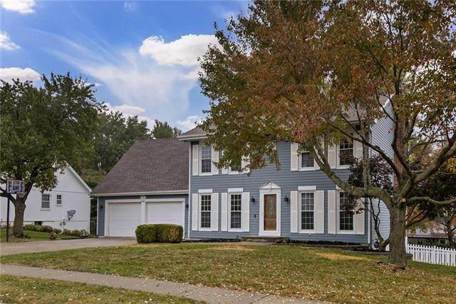 3900 NE Shady Lane Drive, Gladstone, MO 64119 (#2249664) :: House of Couse Group