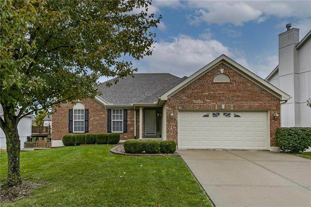 1057 Maple Woods Drive, Liberty, MO 64068 (#2249674) :: Ask Cathy Marketing Group, LLC