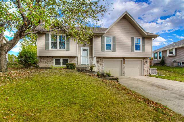 6815 T Gabbert Drive, Pleasant Valley, MO 64068 (#2249680) :: House of Couse Group