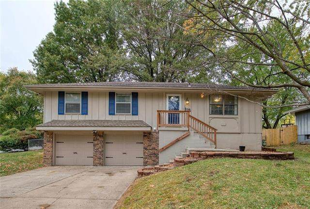 118 SE Crestwood Street, Lee's Summit, MO 64063 (#2249732) :: House of Couse Group