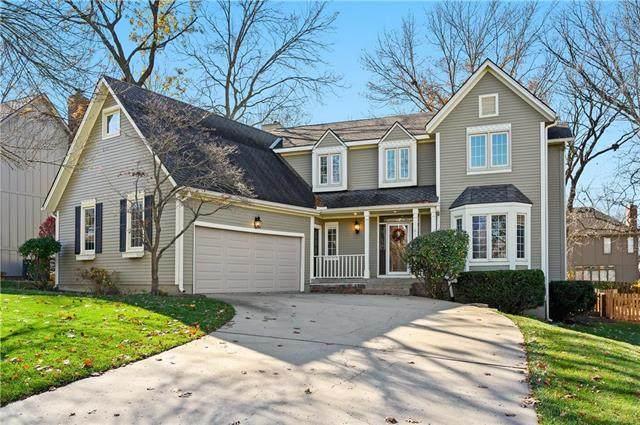 13850 Goodman Street, Overland Park, KS 66223 (#2249830) :: House of Couse Group