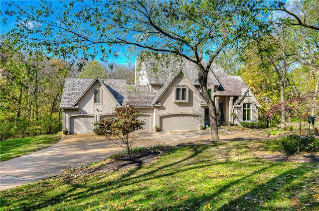 7000 NW Hickory Hollow Lane, Parkville, MO 64152 (#2249875) :: The Shannon Lyon Group - ReeceNichols