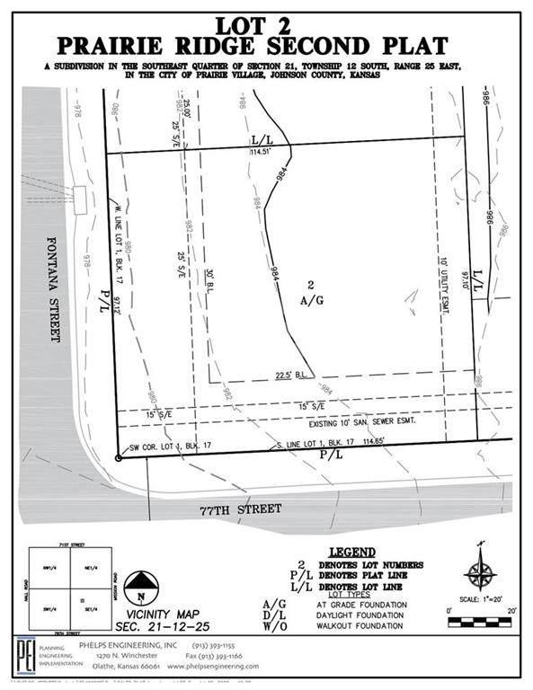 7609 Fontana Street, Prairie Village, KS 66208 (#2249973) :: House of Couse Group