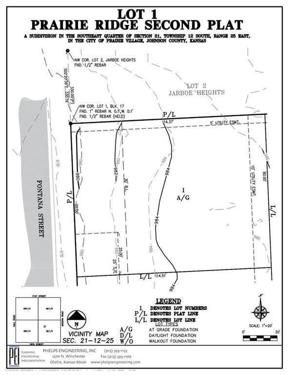 7601 Fontana Street, Prairie Village, KS 66208 (#2249974) :: House of Couse Group
