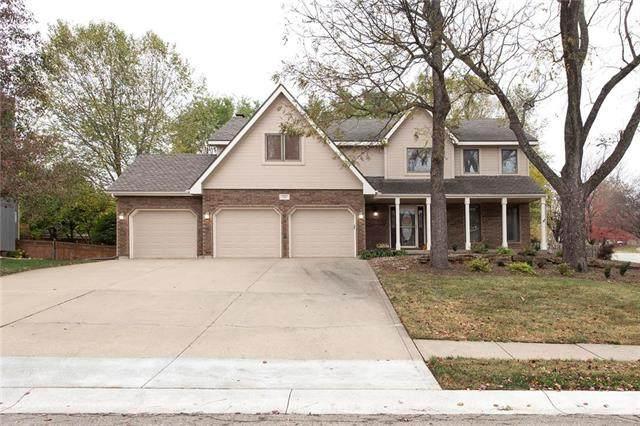 200 Cottonwood Drive, Lansing, KS 66043 (#2249982) :: The Kedish Group at Keller Williams Realty