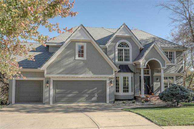 13220 W 75TH Court, Shawnee, KS 66216 (#2250001) :: House of Couse Group