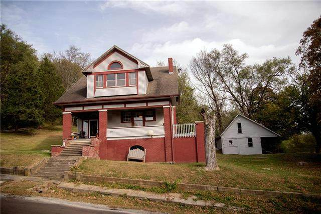 205 4th Street, Rushville, MO 64484 (#2250037) :: Edie Waters Network