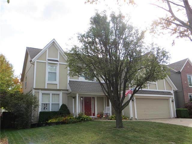 6401 W 149th Terrace, Overland Park, KS 66223 (#2250041) :: Audra Heller and Associates