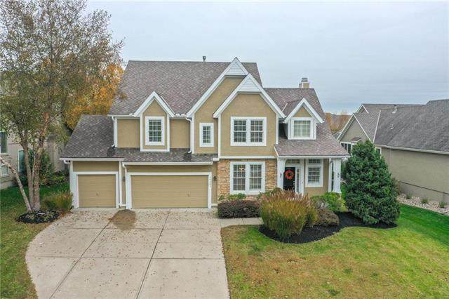 15601 Pawnee Street, Overland Park, KS 66224 (#2250092) :: Five-Star Homes
