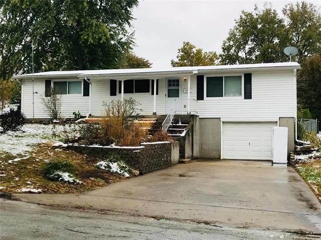 805 E Osage Street, Paola, KS 66071 (#2250096) :: Austin Home Team