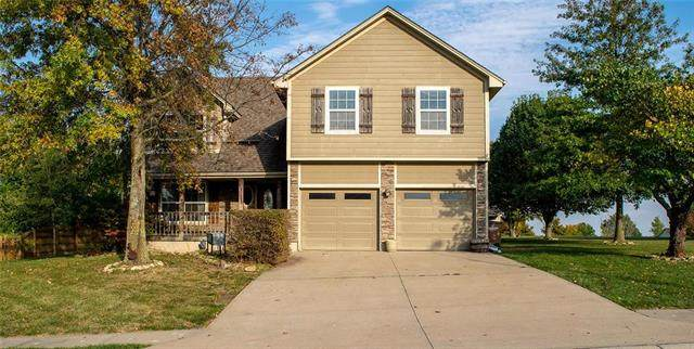 613 Condor Street, Raymore, MO 64083 (#2250255) :: House of Couse Group