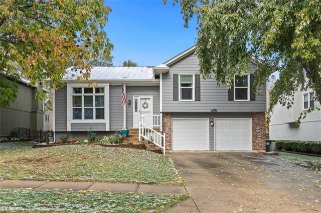 22526 W 64th Terrace, Shawnee, KS 66226 (#2250315) :: Ron Henderson & Associates