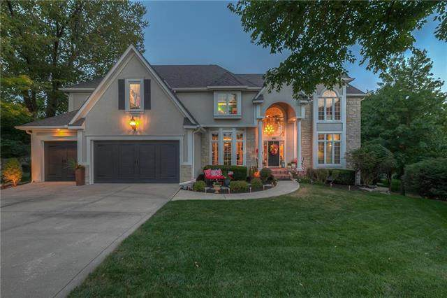 20603 W 95th Terrace, Lenexa, KS 66220 (#2250400) :: Ron Henderson & Associates