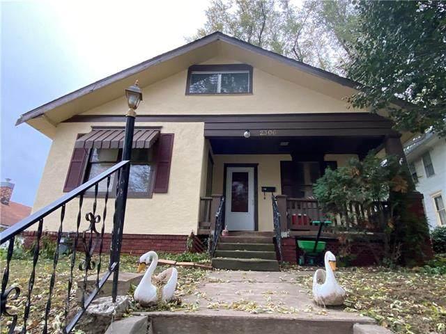 2306 Francis Street, St Joseph, MO 64501 (#2250466) :: Eric Craig Real Estate Team