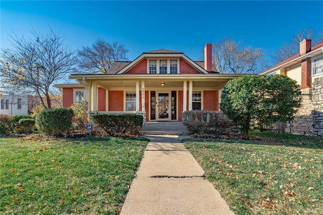 5846 Harrison Street, Kansas City, MO 64110 (#2250534) :: House of Couse Group