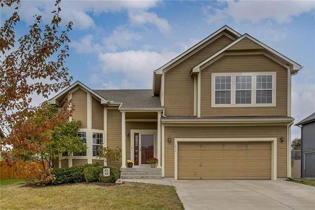 1416 N 133rd Terrace, Kansas City, KS 66109 (#2250560) :: Eric Craig Real Estate Team