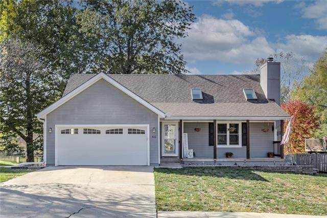 412 SE Topaz Drive, Lee's Summit, MO 64063 (#2250598) :: Eric Craig Real Estate Team