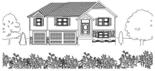 4918 S Park Ridge Drive, Blue Springs, MO 64015 (#2250604) :: Eric Craig Real Estate Team