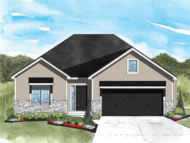 2002 Creek View Lane, Raymore, MO 64083 (#2250745) :: House of Couse Group