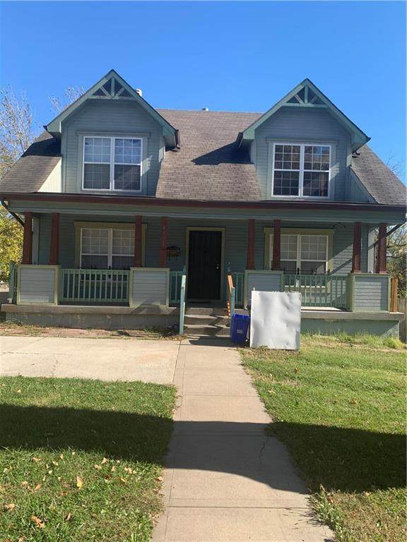 4415 Paseo Boulevard, Kansas City, MO 64110 (#2250768) :: House of Couse Group