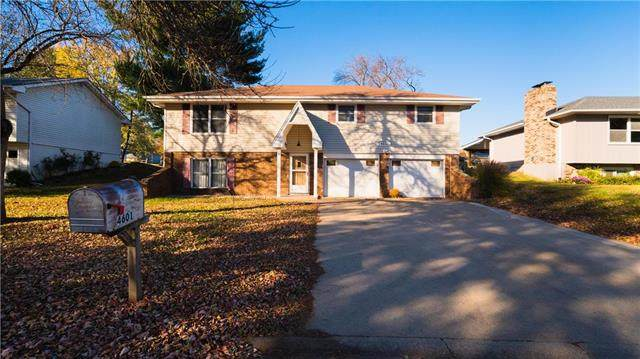 4601 Badger Terrace, St Joseph, MO 64506 (#2250831) :: House of Couse Group