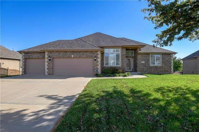 1509 N 150th Terrace, Basehor, KS 66007 (#2250847) :: House of Couse Group
