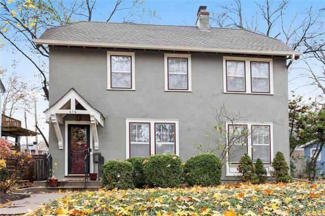 414 W Greenway Terrace, Kansas City, MO 64113 (#2250861) :: The Shannon Lyon Group - ReeceNichols