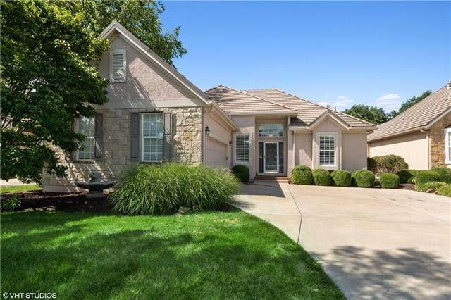 11630 W 143rd Ter Terrace, Olathe, KS 66221 (#2251172) :: House of Couse Group