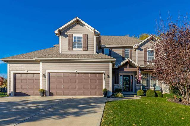 23520 W 125th Street, Olathe, KS 66061 (#2251211) :: Dani Beyer Real Estate
