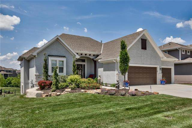 23909 W 125th Terrace, Olathe, KS 66061 (#2251686) :: Dani Beyer Real Estate