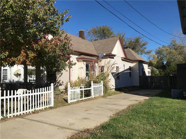 507 N Main Street, Independence, MO 64050 (#2251855) :: House of Couse Group