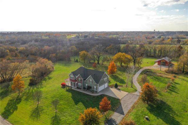 15702 S Henry Andrew Dr N/A, Pleasant Hill, MO 64080 (#2251919) :: House of Couse Group