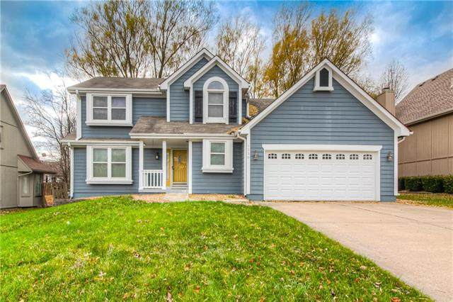 1236 SW Crossing Drive, Lee's Summit, MO 64081 (#2251930) :: The Shannon Lyon Group - ReeceNichols
