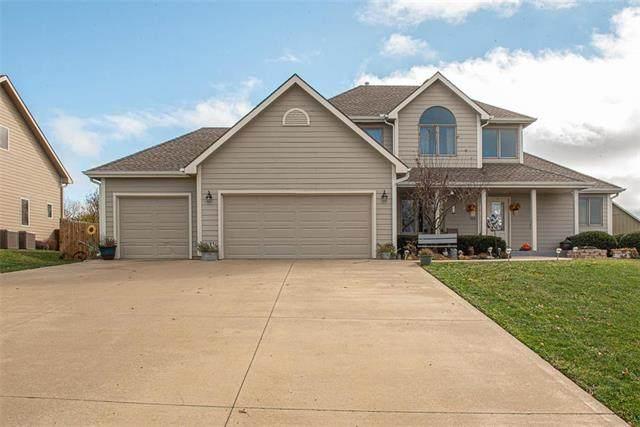 309 Signal Ridge Drive, Baldwin City, KS 66006 (#2252092) :: House of Couse Group