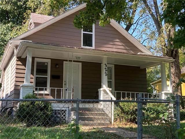 322 N White Avenue, Kansas City, MO 64123 (#2252328) :: House of Couse Group