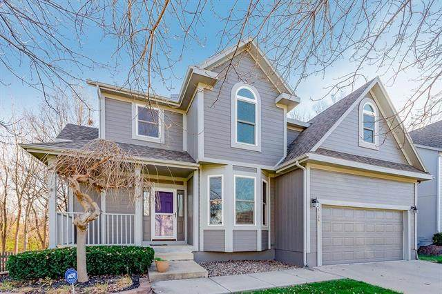 14645 S Summit Street, Olathe, KS 66062 (#2252482) :: House of Couse Group