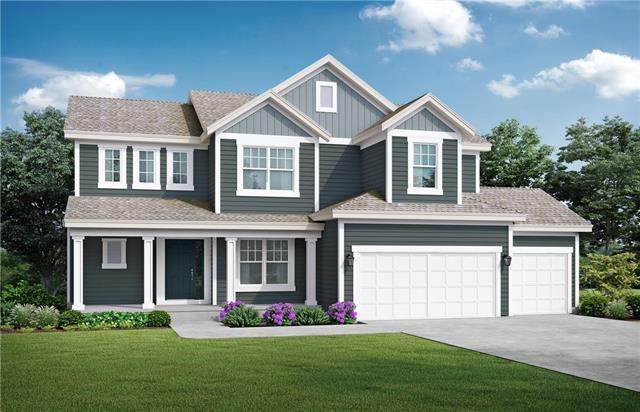 1519 SW Arbor Falls Drive, Lee's Summit, MO 64082 (#2252600) :: Audra Heller and Associates