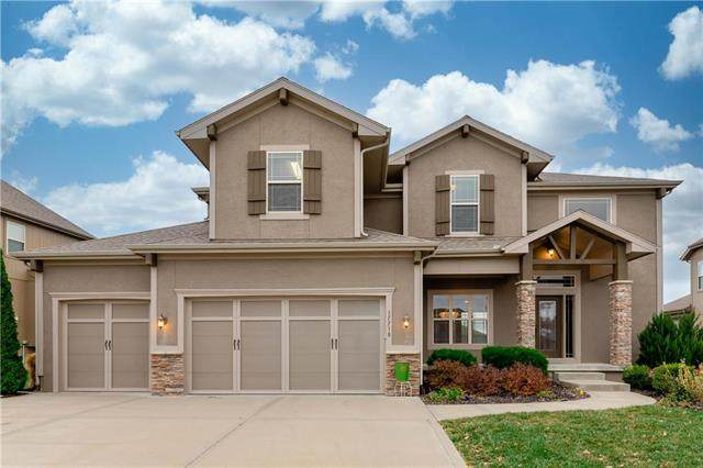 17710 NW 127th Street, Platte City, MO 64079 (#2252652) :: House of Couse Group
