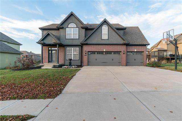 8612 NE 89th Place, Kansas City, MO 64157 (#2252712) :: House of Couse Group