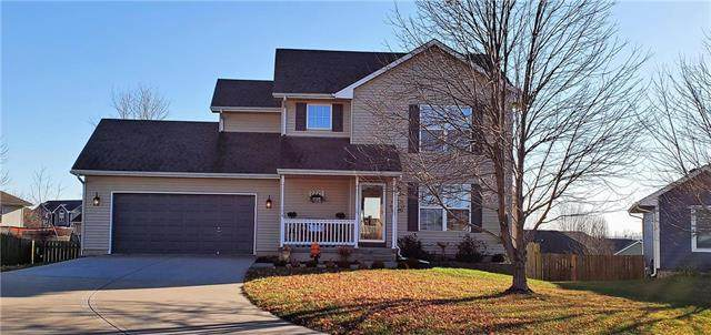 2225 W Ivory Circle, Excelsior Springs, MO 64024 (#2253038) :: House of Couse Group