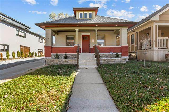 2507 Tracy Avenue, Kansas City, MO 64108 (#2253105) :: Edie Waters Network