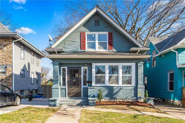 4533 Forest Avenue, Kansas City, MO 64110 (#2253115) :: House of Couse Group